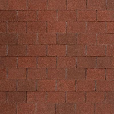 Черепица Тегола NOBIL TILE Лофт Красно-коричневый